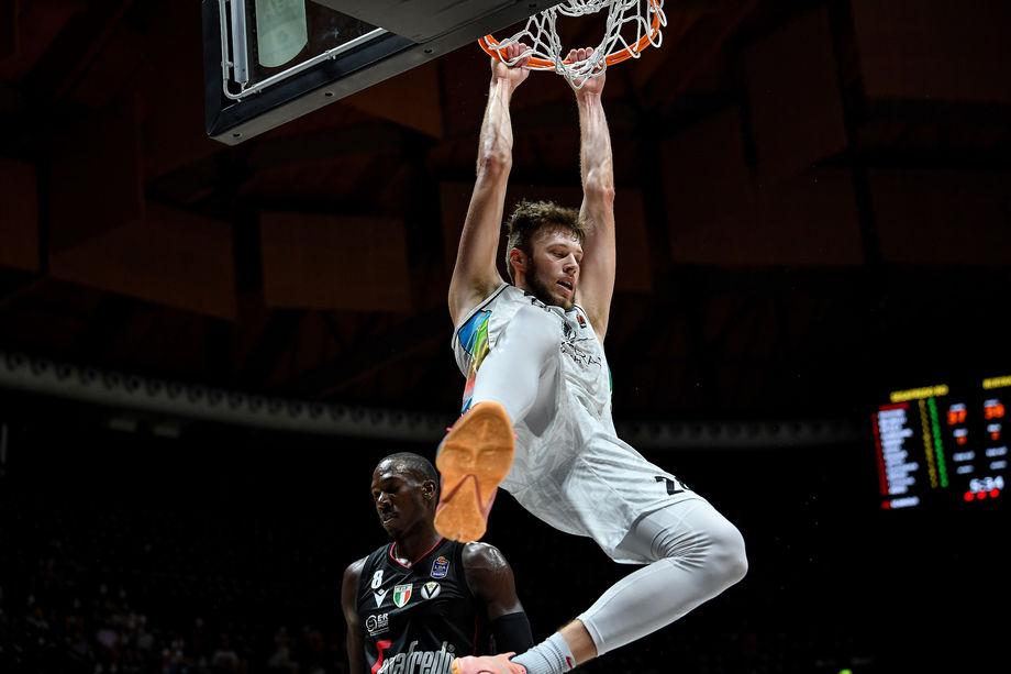 Bertram Derthona Tortona – Nutribullet Treviso Basket: Il battesimo della neopromossa