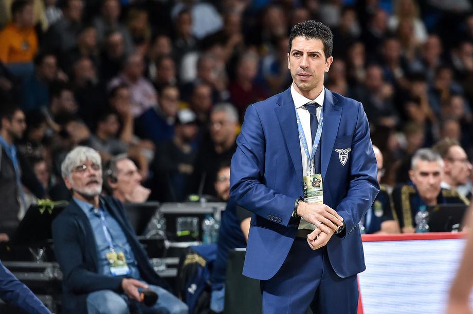 Fortitudo Kigili Bologna, ufficiale il ritorno di coach Antimo Martino