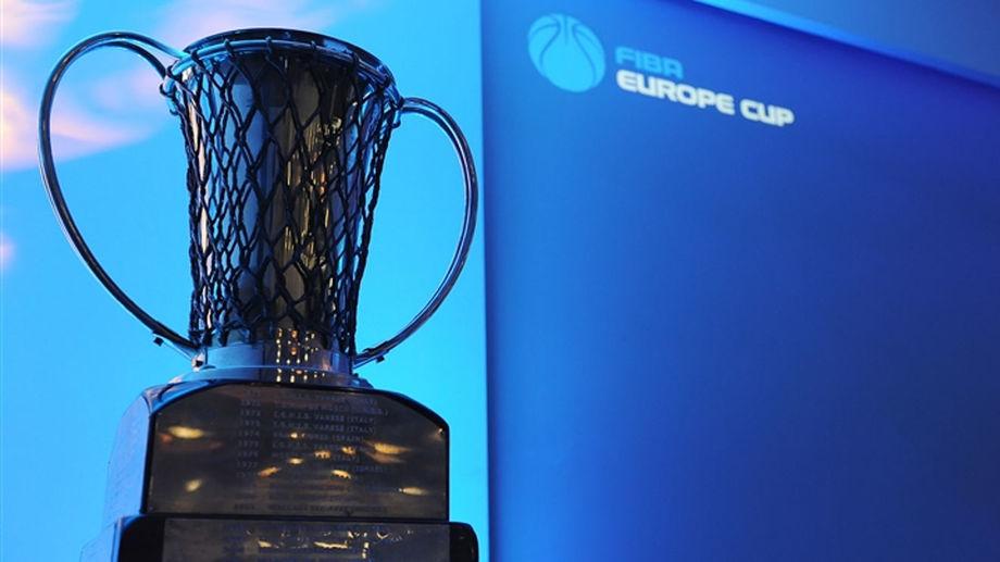 Le avversarie della UNAHOTELS Reggio Emilia nel girone di FIBA Europe Cup