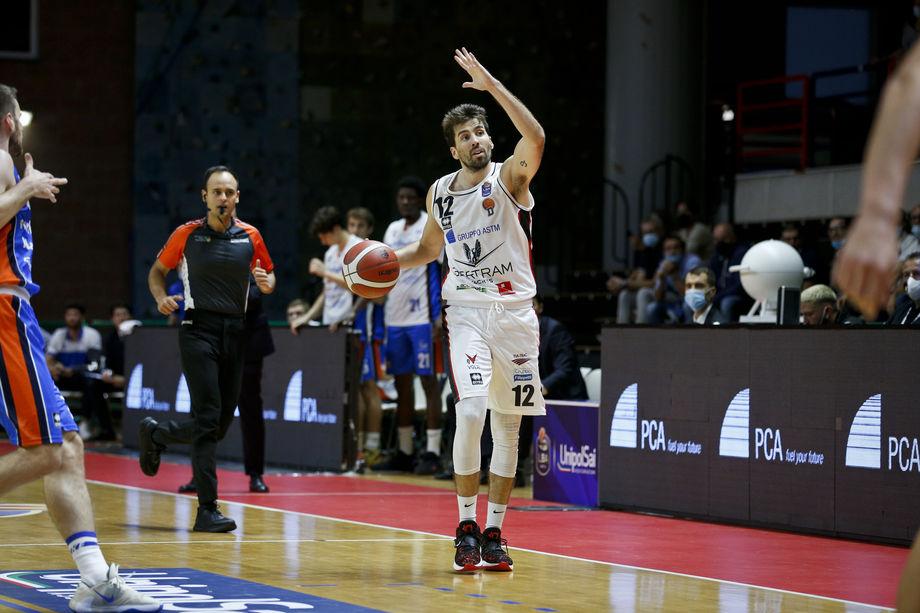 Bertram Derthona Tortona - Happy Casa Brindisi alle 20 su Eurosport 2