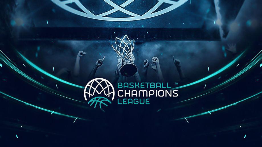 Al via la Basketball Champions League: le avversarie del Banco di Sardegna Sassari, Nutribullet Treviso e Happy Casa Brindisi